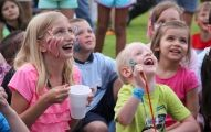 Families, musicians, and fireflies will head to Town Park in Madison, Ga. on the last weekend in July for the Firefly Festival celebrating the end of summer. Bring kids (12 and under) to Firefly Kids'