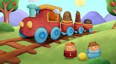 Hop aboard the Potato Train!