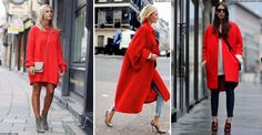 Opting to sport bright red for an injection of colour isn't exactly a new idea, but it certainly feels fresh to us as we shed our winter blacks and search for something a bit more fun. Bold it may be, but the tomato shade has never been more popular, so from knits to dresses, coats to shoes, this is the colour to incorporate into your wardrobe to give it a seasonal boost.