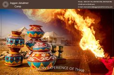 Festival‬ of ‪‎Thar Desert‬ can be best experiencedby availing the packages of ‪‎Joggan Jaisalmer‬. Avail the attractive ‪‎packages‬ of Thar festival in ‪‎Rajasthan‬ Visit http://goo.gl/zub6gf