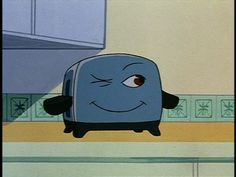Brave little toaster Ditter you loved this movie Disney Animated Movies, Cartoon Movies, Disney Movies, Animation Movies, Disney Animation, Cute Funny Pics, Funny Pictures, Brave Little Toaster, Ol Days