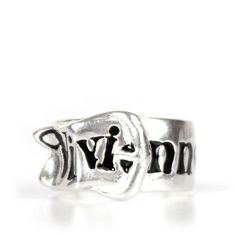 Vivienne Westwood Belt Ring   GarmentQuarter