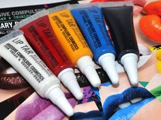 OCC Primary Pack: How to Create ANY Lip Color!  #vegan #cruelty-free