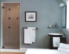 Blue Bathroom Paint Ideas