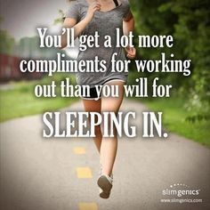 You'll get a lot more compliments...Love this! Great way to think of it!
