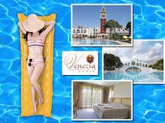 %45 erken rezervasyon indirimleri ile Venezia Palace Hotel, Antalya'da seni bekliyor!