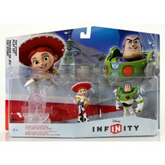 For Lily & Evan - Disney Infinity Play Set Pack - Toy Story (Universal)
