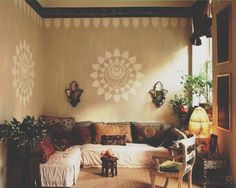 Ethnic indian home decor home decor ideas withal interior decorating style luxury interior design ideas luxurious . ethnic indian home decor Indian Living Rooms, Eclectic Living Room, Boho Living Room, Living Room Decor, Bohemian Living, Bohemian Homes, Decor Room, Bohemian Bedrooms, Room Art