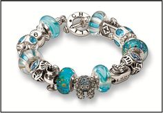 Chamilia offers beautiful beads to remind you of your best vacation destinations! www.CurrentsGifts.com