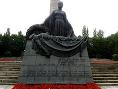 Sowjetisches Ehrenmal Schönholz, Pankow - Berlin