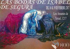 Cartel Las Bodas de Isabel de Segura 2017