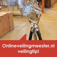 """Veilingtip bij Onlineveilingmeester.nl; """"De Woonwinkel"""" magazijnverkoop! (Ps. en check meteen even hun vernieuwde website!) https://www.onlineveilingmeester.nl/nl/#!/veilingen/864"""