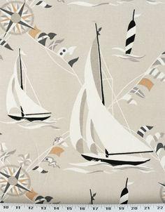 Waverly Set Sail Anchor