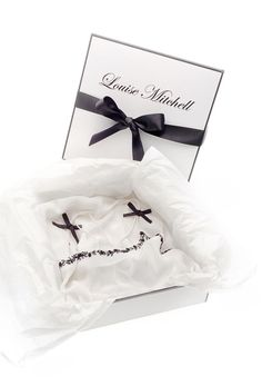 Our Louise Mitchell box for your nightgown