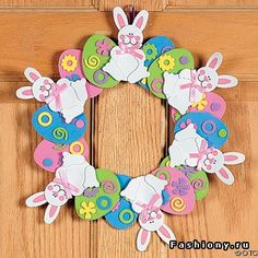 Новогодние идеи для вашей модной ёлки / новогодние елки своими руками Preschool Crafts, Easter Crafts, Diy Crafts, Community Helpers Preschool, About Easter, Festa Party, Diy Easter Decorations, Felt Ornaments, Happy Easter