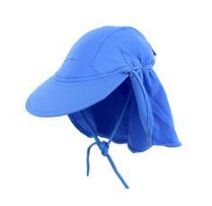 Las gorras de legionario azul