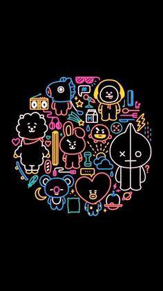 Bts Bangtan Boy, Bts Taehyung, Bts Boys, Bts Jungkook, Bts Backgrounds, Bts Drawings, Bts Chibi, Bts Photo, Bts Lockscreen