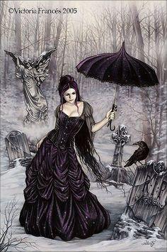 Angelique - Victoria Frances