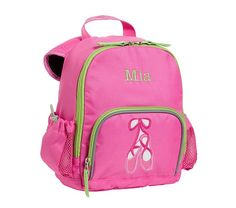 Fairfax Pink Backpacks | Pottery Barn Kids
