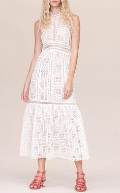 Rebecca Taylor Spring Summer 2016 Look 9 on Moda Operandi