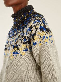 68 Trendy knitting pullover sweater fair isles hat for women fair isles Knitting Stitches, Knitting Patterns Free, Knit Patterns, Knitting Ideas, Knitting Tutorials, Knitting Machine, Free Knitting, Stitch Patterns, Knitwear Fashion