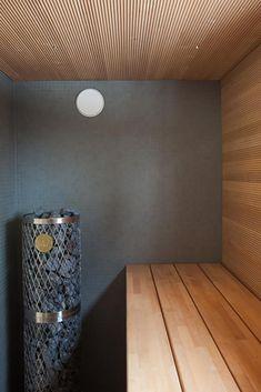 Suomen Tervaleppä - 20 years of high quality Finnish Sauna Design - Gallery Home Spa Room, Spa Rooms, Sauna Steam Room, Sauna Room, Modern Saunas, Indoor Sauna, Portable Sauna, Dry Sauna, Sauna Design
