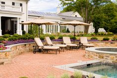 Pool Poolside Landscape Design, Pictures, Remodel, Decor and Ideas - page 13