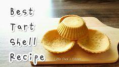 Little Duck's Kitchen 小黄鸭厨房 Jelly Recipes, Tart Recipes, Quick Recipes, Empanadas, How To Make Tart, Mini Tart Shells, Mini Fruit Tarts, Mooncake Recipe, Lemon Curd Recipe