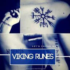 Viking Protection Rune, Rune Viking, Viking Symbols, Alphabet Latin, Runic Alphabet, Rune Tattoo, Compass Tattoo, Runes Futhark, Les Runes