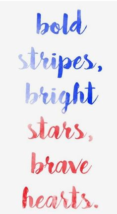 Patriotic quotes & icons to share Favorite Quotes, Best Quotes, Favorite Things, Fourth Of July Quotes, July 4th Sayings, July Images, Patriotic Quotes, I Love America, Bold Stripes