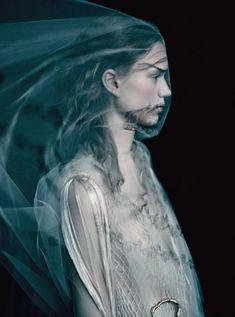 Vogue Italia March 2016 - Frida Westerlund - Paolo Roversi