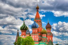 Moscow | 56th Parallel trips to Russia