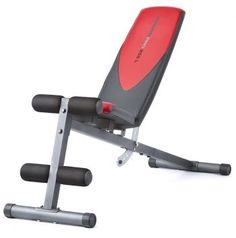 Weider Pro 255 L Slant Board/Ab Bench - Can you be comfortable while you lift weights? With the Weider Pro 255 L Slant Board/Ab Bench you can. The bench can be folded into flat, inclined,. Strength Training Equipment, Strength Workout, No Equipment Workout, Fitness Equipment, Adjustable Workout Bench, Adjustable Weight Bench, Adjustable Dumbbells, Weight Lifting Workouts, Gym Workouts