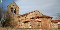 BOLMIR: IGLESIA DE SAN CIPRIANO.- Ruta por el romanico de Cantabria