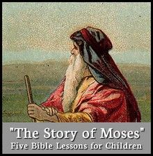 This is the 2nd in a 5-part series on the life and ministry of Moses, including a lesson entirely on the 10 Commandments. This printable lesson plan is designed to teach preschool aged children abo...