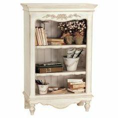 romantic little bookcase