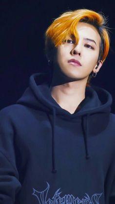 G-Dragon oppa ❤️❤️❤️ Daesung, Vip Bigbang, Bigbang Members, Shinee, Taemin, G Dragon Hairstyle, G Dragon Cute, Baby Dragon, Rapper