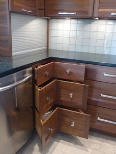 cool corner cabinets