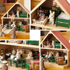 Loved playing this with my sister! We had this house Sylvanian families