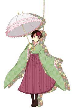 Tags: Anime, Sayonara Zetsubou Sensei, Fuura Kafuka