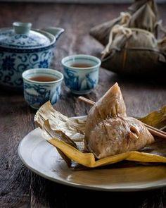 【跟著VICCA學英文-美食篇】端午即將來到 看看粽子的英文怎麼說