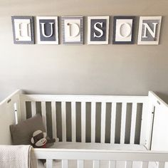 Excited to share this item from my shop: Nursery Name Sign Boy, Boys Name Sign, Wood Letters for Nursery, Boys Wooden Name Sign Wooden Name Letters, Baby Name Letters, Baby Name Signs, Wooden Names, Nursery Name, Nursery Signs, Nursery Decor, Nursery Ideas, Room Ideas