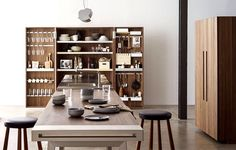 Bulthaup: Kitchen and Living Spaces - La Petite