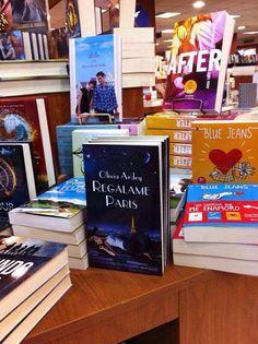 REGÁLAME PARÍS en la Librería Cuesta. Santo Domingo. República Dominicana