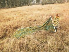 Off to the Woods: Marimekko´s Autumn 2012. Maja (Hut), Design: Ville Silvennoinen for Marimekko