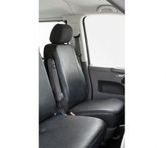 VW T5 Kunstleder Transportersitzbezüge Einzelsitz vorne ab BJ 09/2009 bis heute Vw T4 Transporter, Vw T5, Montage, Car Seats, Design, Home Decor, Autos, Artificial Leather, Vehicles