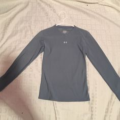 Under armor L girl New no tag Under Armour Tops Muscle Tees