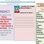 Reciprocal teaching power point used to do mini-lessons and for higher level complexity understanding of passages-text. Reciprocal Teaching, School Stuff, Classroom Ideas, Make It Simple, Templates, Education, Reading, Mini, Stencils