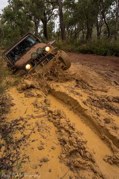 How off-roading should be done