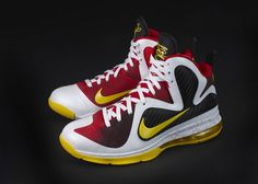 Special edition LEBRON 9 MVP